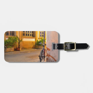 France Bicycle Tags For Bags