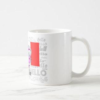 FRANCE - Bonjour Coffee Mugs
