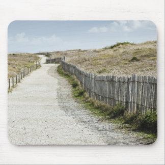 France, Brittany, Morbihan Department, Coastal Mouse Pad