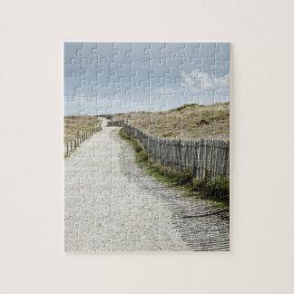 France Brittany Morbihan Department Coastal Jigsaw Puzzles