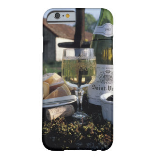 France, Burgundy, Chablis. Local wine and Barely There iPhone 6 Case