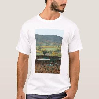 France, Burgundy, Maconnais region, Chateau de T-Shirt