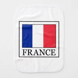 France Burp Cloth