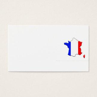 France Business Card