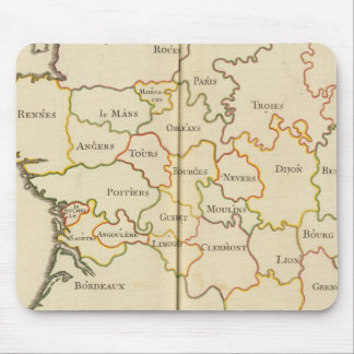 France Capitals Mouse Pads