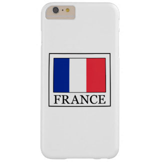 France Barely There iPhone 6 Plus Case