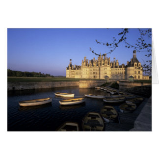 France Centre Loir et Cher Chateau Chambord Greeting Cards