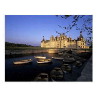 France, Centre, Loir et Cher, Chateau Chambord Postcard