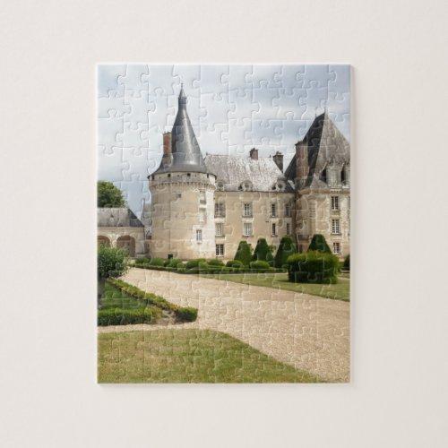 France Chateau Castle Puzzle