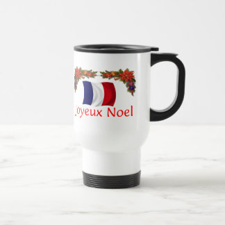 France Christmas Coffee Mugs