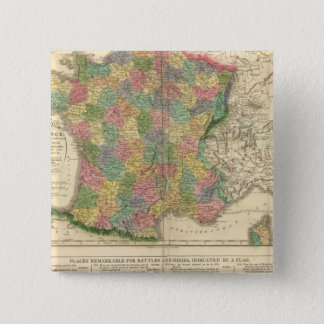 France Chronology Map Button