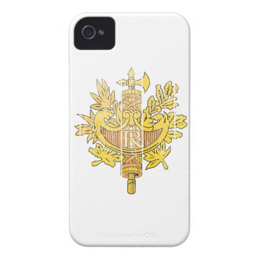 France Coat Of Arms Blackberry Bold Case
