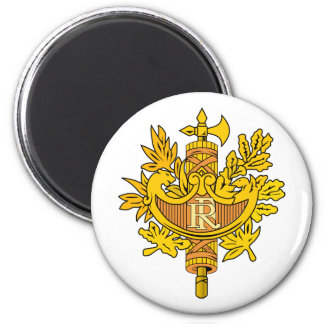France Coat of Arms Magnet