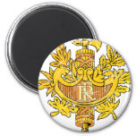 France Coat Of Arms Refrigerator Magnets