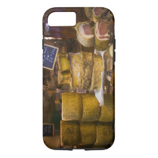 France, Corsica. Local cheeses and charcuterie iPhone 8/7 Case