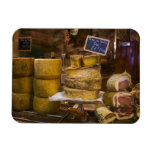 France, Corsica. Local cheeses and charcuterie Flexible Magnets