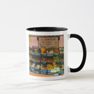 France, Corsica. The Taste of Authentic Corsican Mug