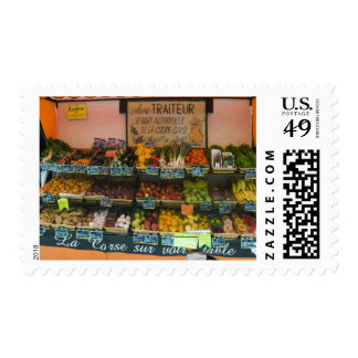 France, Corsica. The Taste of Authentic Corsican Postage