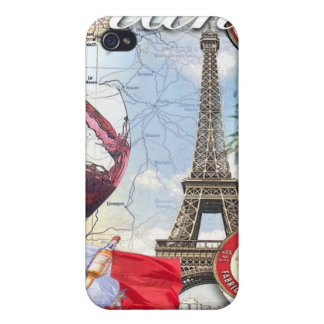 france cover for iPhone 4