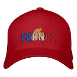 France cycling cap Gold winners bicycle cap