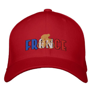 France cycling cap Gold winners bicycle cap Embroidered Hat