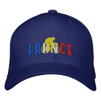 France cycling cap Yellow Jersey Cyclist cap