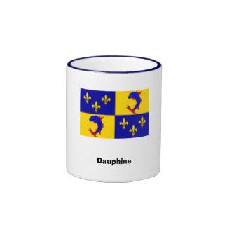 France-Dauphine Coffee Mug