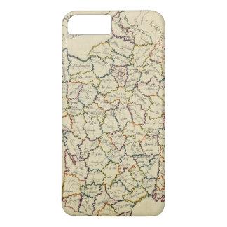 France departments iPhone 8 plus/7 plus case
