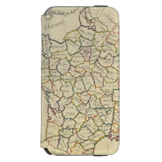 France departments incipio watson™ iPhone 6 wallet case