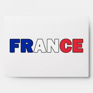 France Envelope