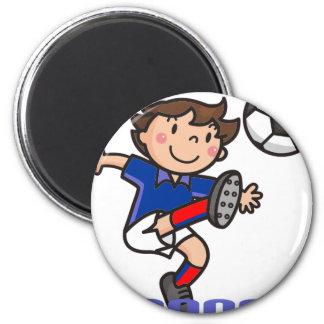 France - Euro 2012 Magnet