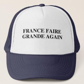 France Faire Grande Again chapeau / hat