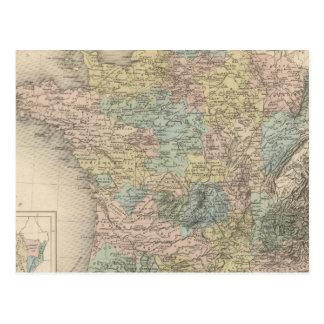 France Feodale Postcard