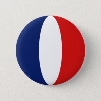 France Fisheye Flag Button