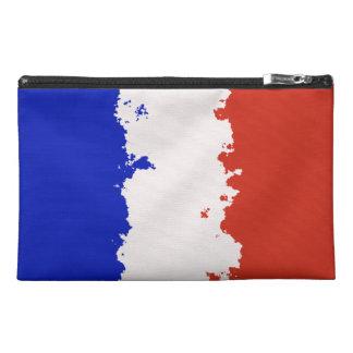 FRANCE FLAG Accessory Bag