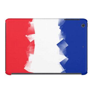 France Flag Cubic iPad Mini Cases