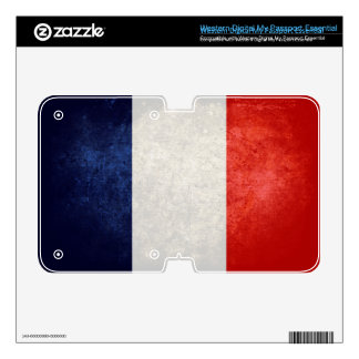 France Flag; French; WD My Passport Skin