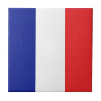 France flag French Tile