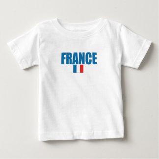 France Flag Infant T-shirt