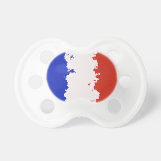 FRANCE FLAG Pacifier BooginHead Pacifier