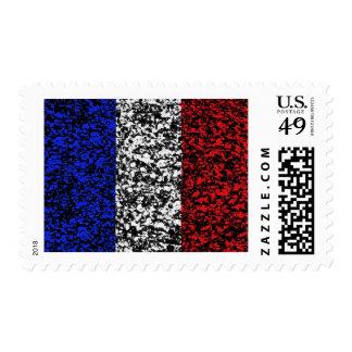 France - Flag Postage