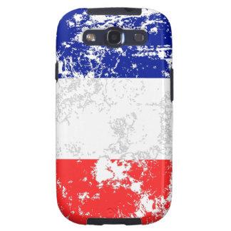 France Flag Samsung Galaxy SIII Covers