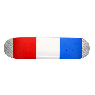 France Flag Skate Boards