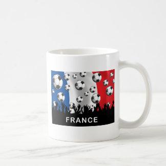 France Football Classic White Coffee Mug