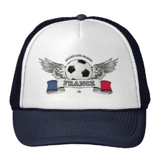 France Football National Team Supporter hat
