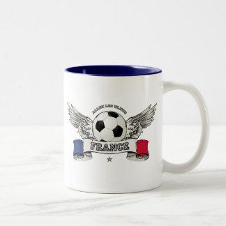 France Football National Team Supporter mug