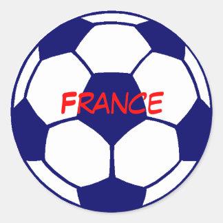 France football sticker
