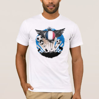 france football supporters  tshirt