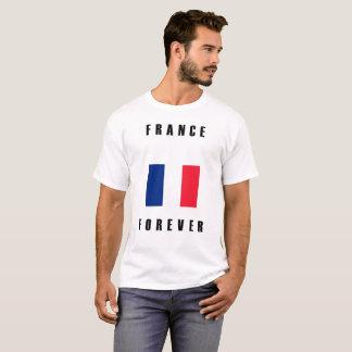 France Forever Motto T-Shirt