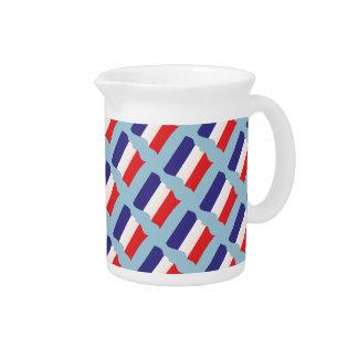 France - France cream jug Beverage Pitcher